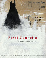 Save the date canto ritrovato - Piero Pizzi Cannella
